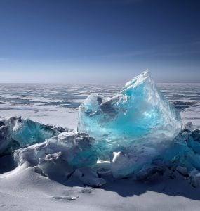 Arctic Ice Melting