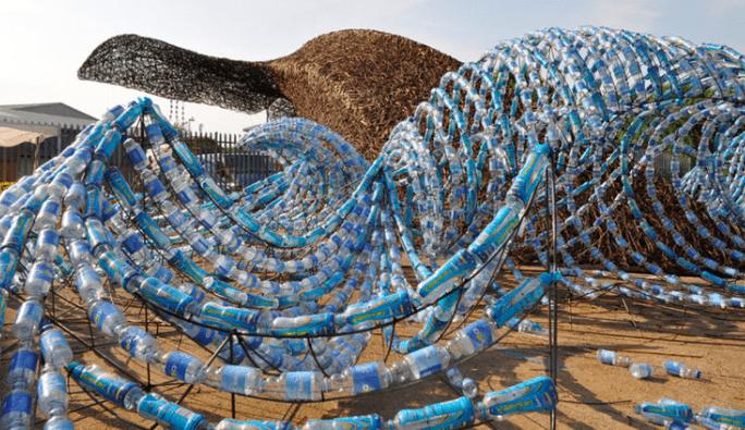 bristol whales art scultpture