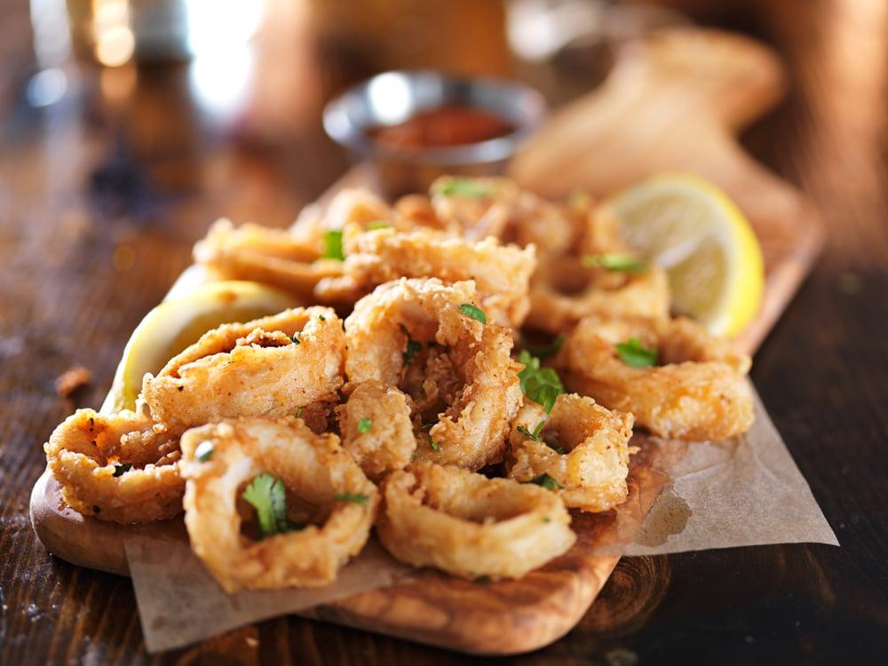 squid is edible