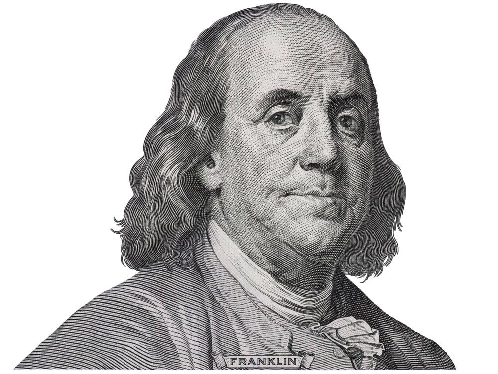 Who discovered the gulf stream? Benjamin Franklin