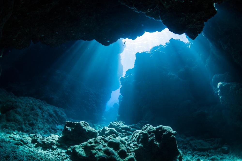 ocean uncharted territory