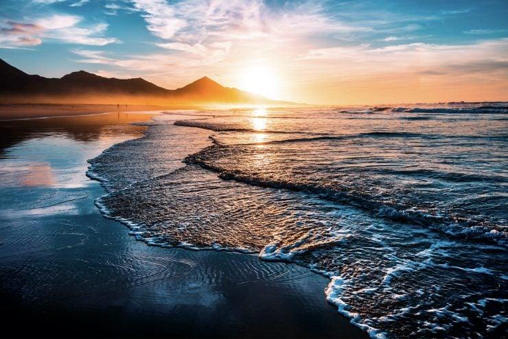 how were the ocean created